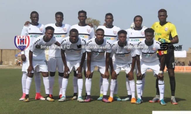 Inter Allies thrash Bechem United in GPL opener