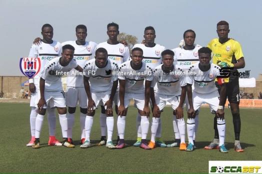 Inter Allies thrash Bechem United in GPL opener