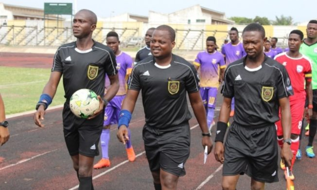 Match Officials for 2017/18 GPL Opening matches announced