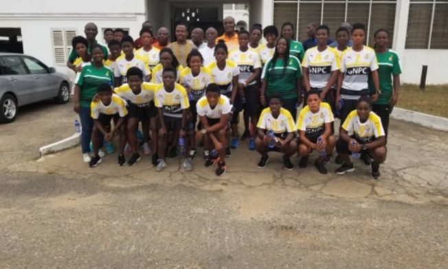 Black Princesses geared up for Saturday's World Cup crunch qualifier