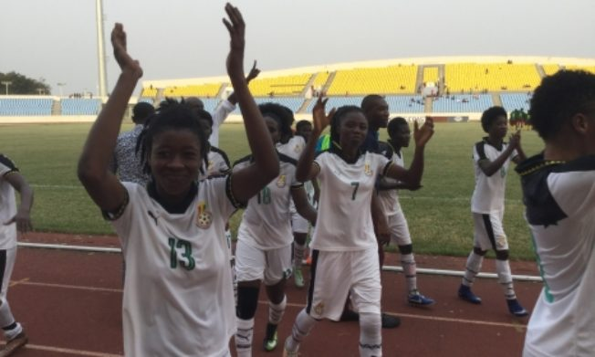 Black Princesses beat Cameroon 4-1(aggregate) to seal France 2018 qualification