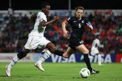 Black Princesses suffer 1-0 defeat to New Zealand in World Cup opener