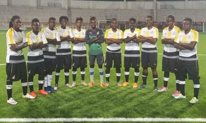 Black Princesses reach final stage of 2018  World Cup qualifiers