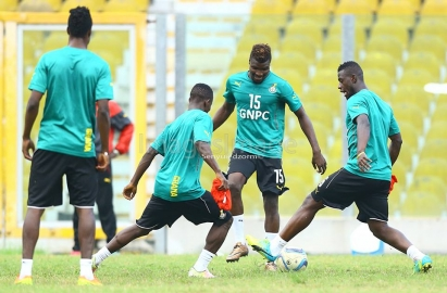 Black Stars face Russia in international friendly next Tuesday