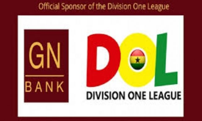 Fixtures for 2nd Round of GN Bank Division One League released