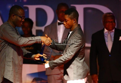 Latif Blessing wins 2015/16 Ghana Premier League MVP Award
