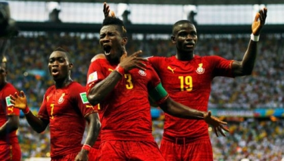 Black Stars open camp in Accra