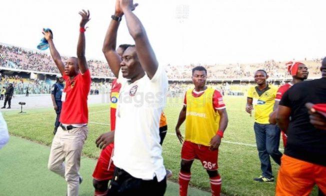 Dauda Mohammed hits a brace as Kotoko sinks Dwarfs