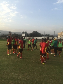 Black Satellites hold first training session in Ethiopia