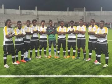 Black Princesses beat Algeria 5-0