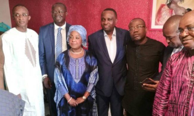 Ghana FA chief Nyantakyi visits Dakar to mourn with FIFA GS