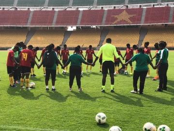 Black Princesses hold Cameroon away ahead of return leg