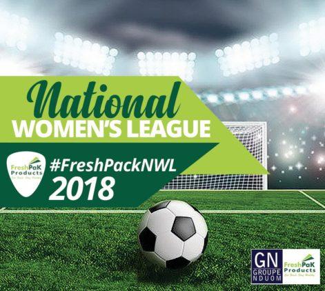 FreshPak sponsors National Women's League