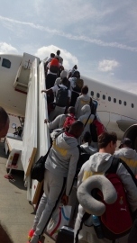 Black Stars to arrive in Gabon on Saturday evening