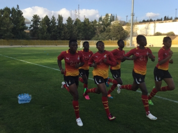 30 players invited to Black Princesses camp on Monday