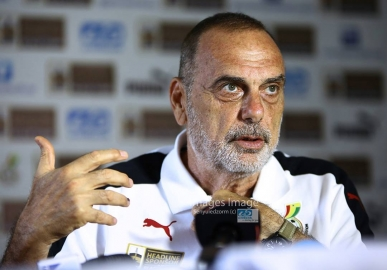 Coach Avram Grant makes changes to squad for Egypt game