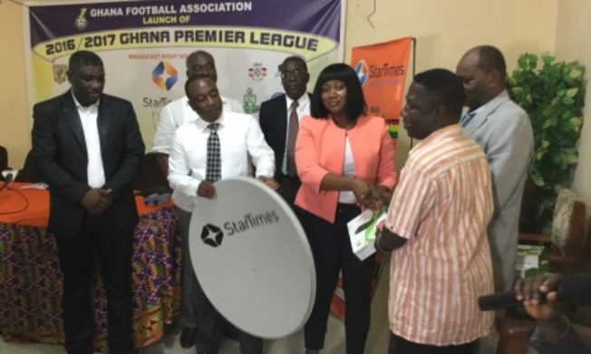2016/17 Ghana Premier League launched, set to start on Feb 12