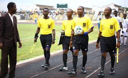 Premier League: Match Officials for Day 12