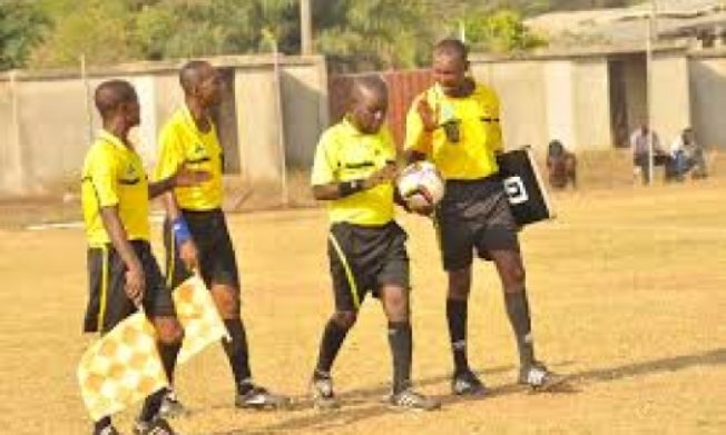 GN Bank DOL: Match Officials for Day Two