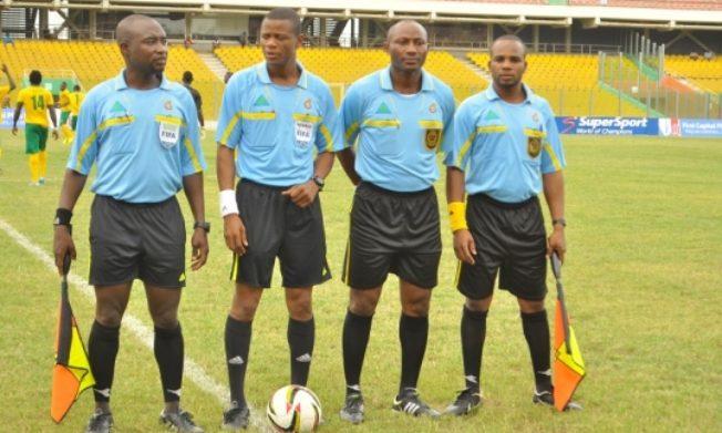 Premier League: Match Officials for Day 8