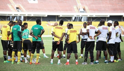 Black Stars itinerary for Kumasi revealed