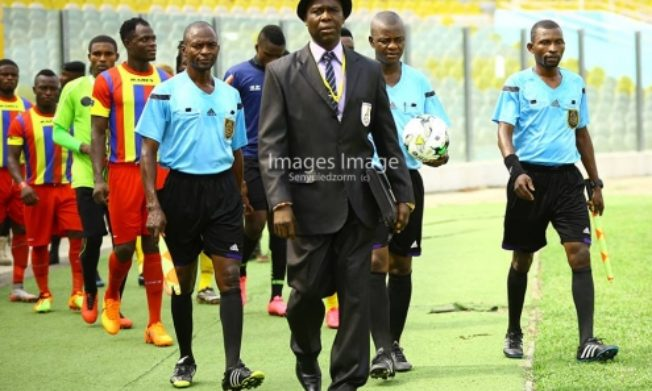 Match Officials for GPL Day Nine games
