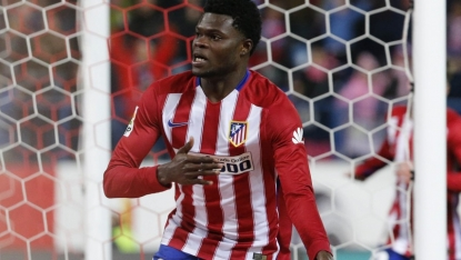 Partey, two others named in 23-man squad for Mauritius qualifier