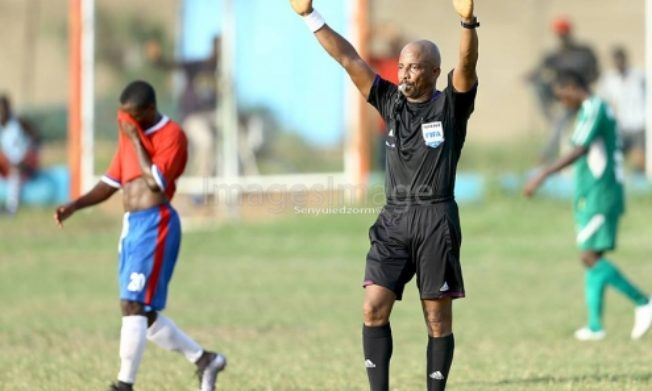 GPL: Match Officials for last round of Premier League matches