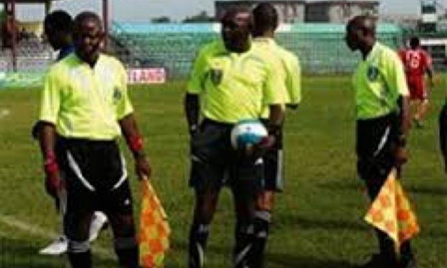 DOL: Week 26 Match Officials named