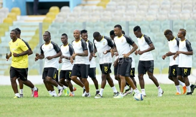 Glico to make presentation to Black Stars on Wednesday