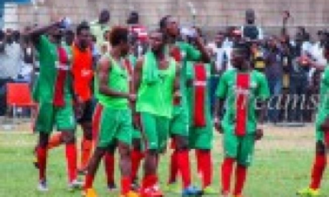 Techiman City down All Stars to maintain unbeaten home record