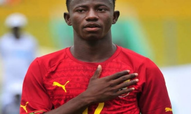 Yaw Yeboah replaces Schlupp in Black Stars squad