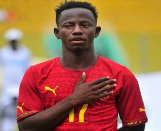 Yaw Yeboah replaces Schlupp in Black Stars squad