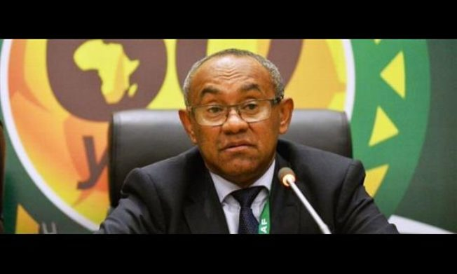 CAF president arrives in Accra for AWCON draw