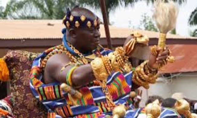 CAF president to pay courtesy call on Asantehene in Kumasi today
