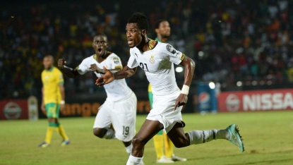 Black Stars stroll past Mozambique in home win