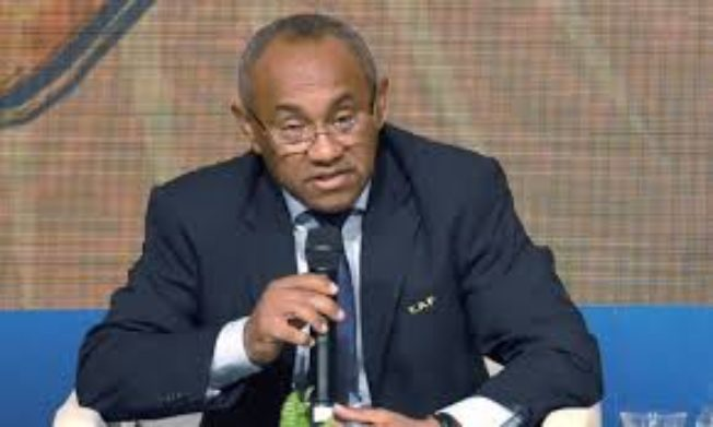 CAF President Ahmad arrives in Accra on Monday
