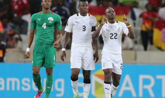 Gyan and Wakaso miss out of Maputo trip