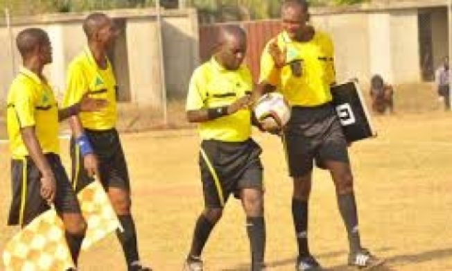 DOL: Match Officials for Matchday 19