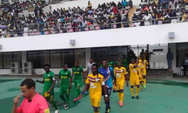 Medeama beat Yanga to boost Confed Cup chances