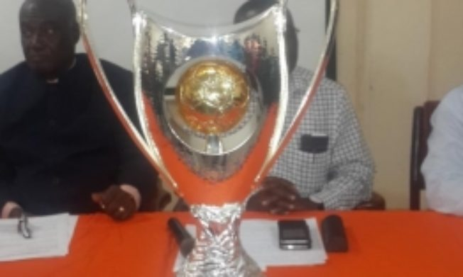 New Ghana Premier League trophy unveiled