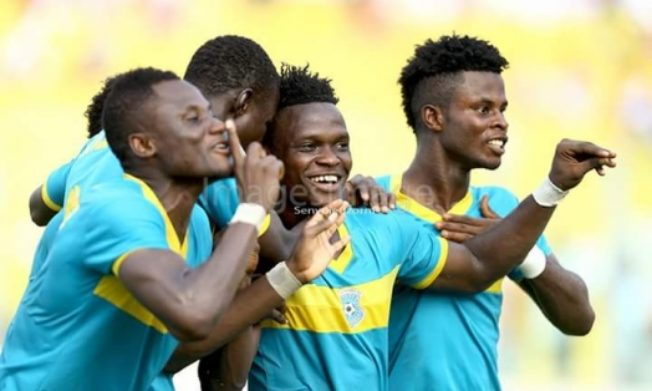 All Stars beat Bechem United  to reclaim top spot