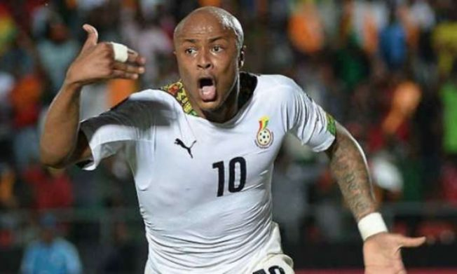 Ghana beat Mauritius to qualify for Afcon 2017