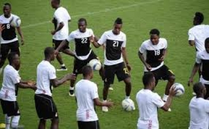 Black Stars to hold first training session on Tuesday ahead of Rwanda game