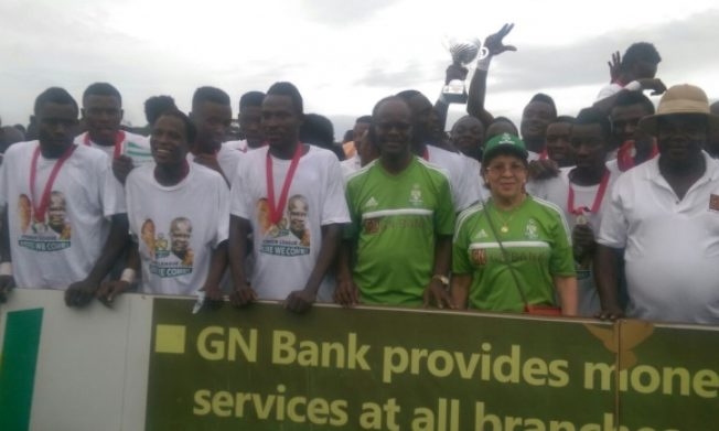 Elmina Sharks declared winners of GN BankDOL Zone Two