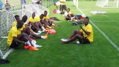 Black Stars open camping on Monday for Mauritius game