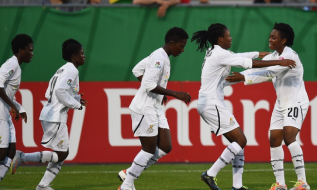 Black Princesses draw U.S and France in WC