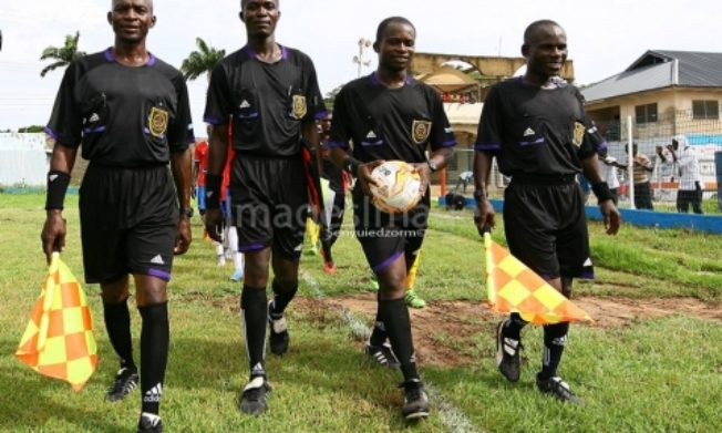 DOL: Week 23 Match Officials named