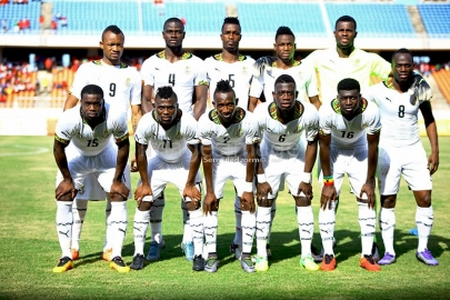 Ghana face Egypt in 2018 World Cup qualifiers