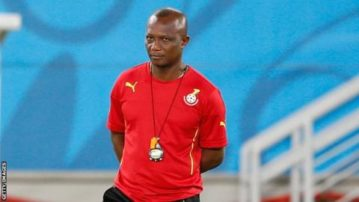 Black Stars squad for upcoming friendlies against Japan & Iceland